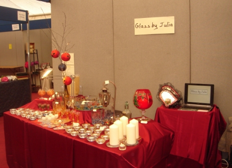 Stand at Hatfield House